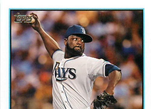 Photo of 2012 Topps Update #US68 Fernando Rodney