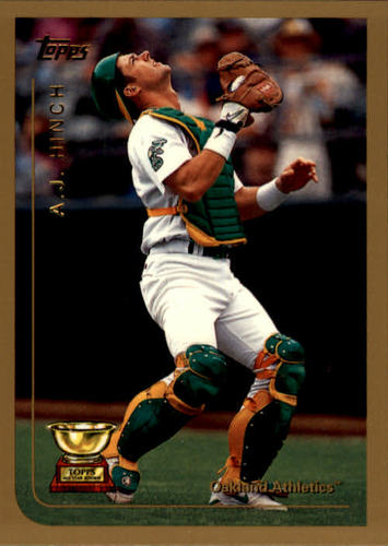 Photo of 1999 Topps #132 A.J. Hinch