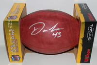 NFL - JETS DARRON LEE SIGNED AUTHENTIC FOOTBALL