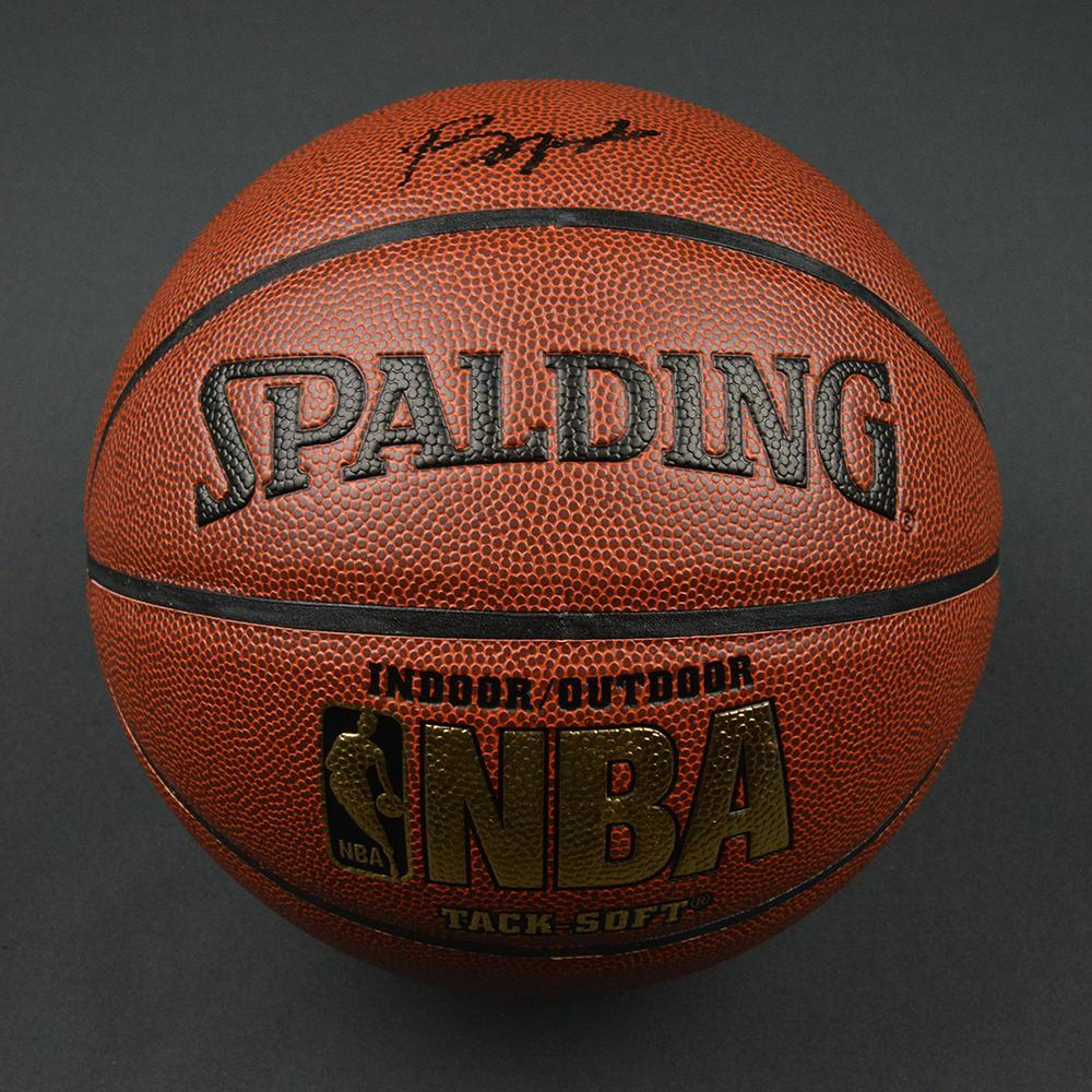 Buddy Hield - Sacramento Kings - 2016 NBA Draft - Autographed Basketball