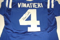 BCA - COLTS ADAM VINATIERI GAME ISSUED AND SIGNED COLTS JERSEY (OCTOBER 9 2016)