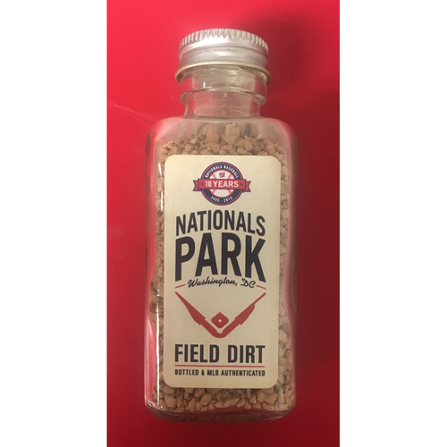 Nationals Park Field Dirt