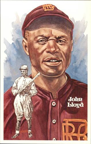 Photo of 1980-02 Perez-Steele Hall of Fame Postcards #160 John Lloyd -- Set #08689