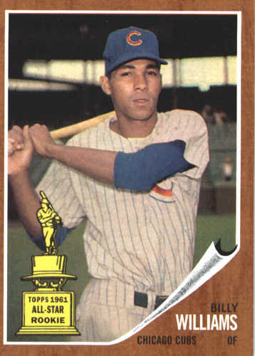 Photo of 2017 Topps Update All Rookie Cup #ARC31 Billy Williams