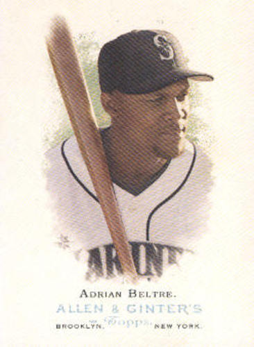 Photo of 2006 Topps Allen and Ginter #172 Adrian Beltre