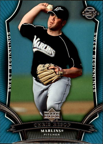 Photo of 2005 Sweet Spot #101 Chris Resop SB RC