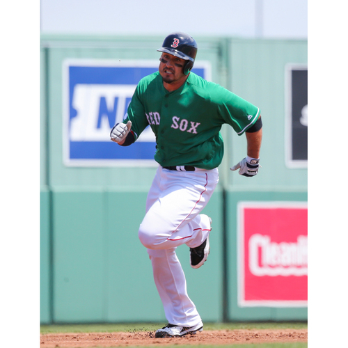 Photo of Red Sox Foundation St. Patrick's Day Jersey Auction - Allen Craig Game-Used & Autographed Jersey