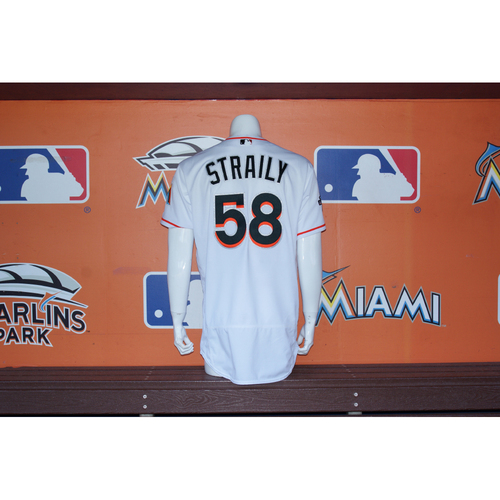 Photo of Dan Straily Home Opener Jersey