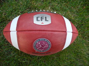 Hall of Fame game 2016 official CFL football