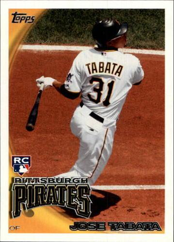 Photo of 2010 Topps Update #US235 Jose Tabata RC