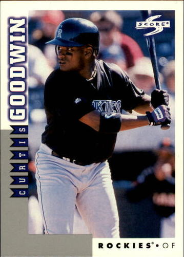 Photo of 1998 Score Rookie Traded #121 Curtis Goodwin