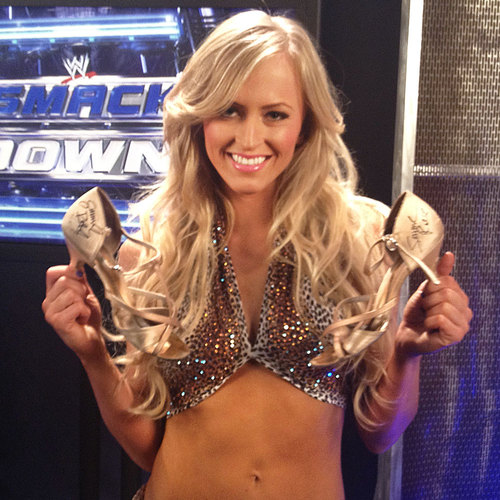 SIGNED Summer Rae Dance Shoes
