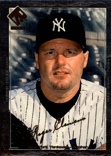 Photo of 2000 Private Stock Silver Portraits #97 Roger Clemens