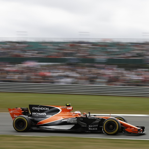 Click to view McLaren-Honda VIP Experience in Abu Dhabi: Saturday Qualifying Session.