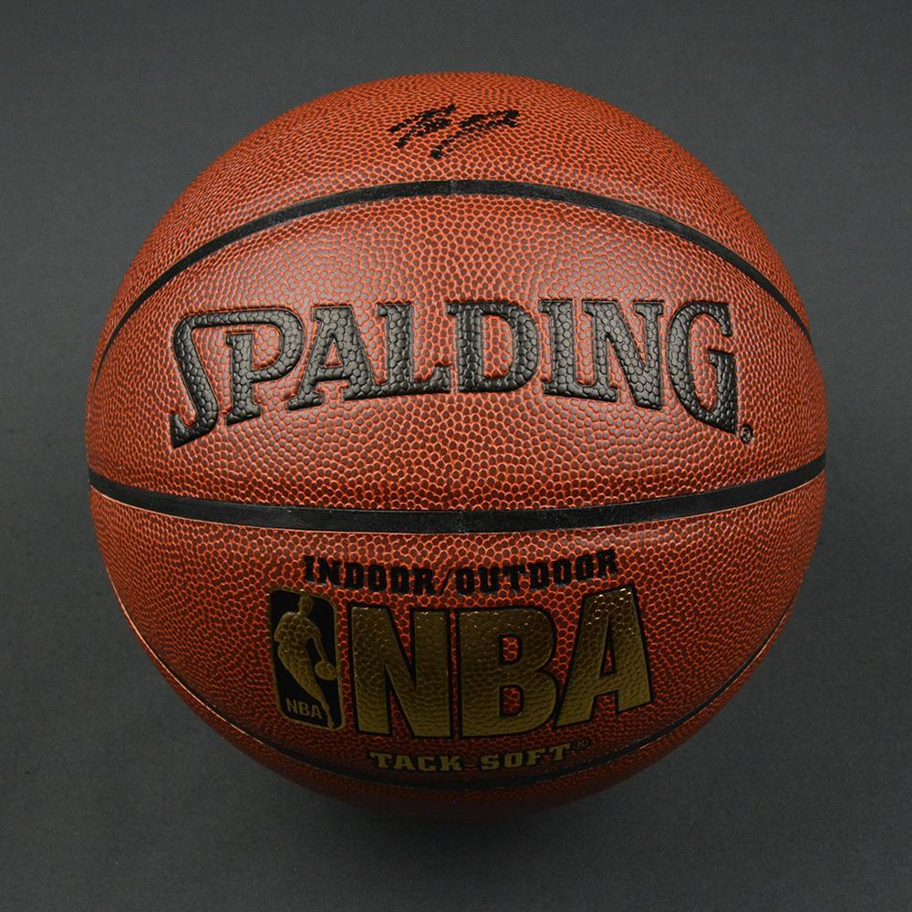 Brandon Ingram - Los Angeles Lakers - 2016 NBA Draft - Autographed Basketball
