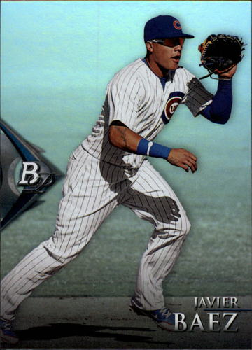 Photo of 2014 Bowman Platinum Prospects #BPP50 Javier Baez