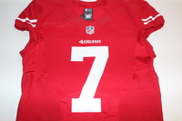 BCA - 49ERS COLIN KAEPERNICK GAME ISSUED AND SIGNED 49ERS JERSEY (OCTOBER 23 2016)