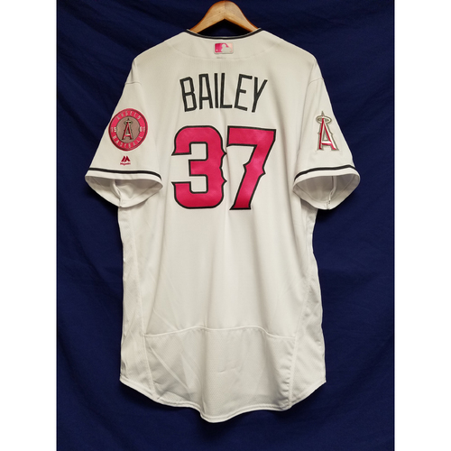Photo of Andrew Bailey Team-Issued Home Mother's Day Jersey