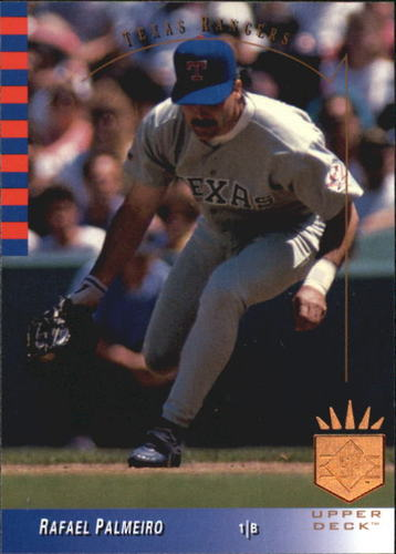 Photo of 1993 SP #196 Rafael Palmeiro