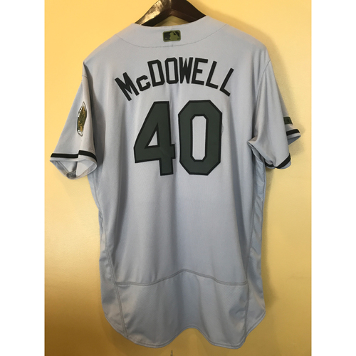 Photo of Roger McDowell - 2017 Memorial Day Road Jersey: Game-Used