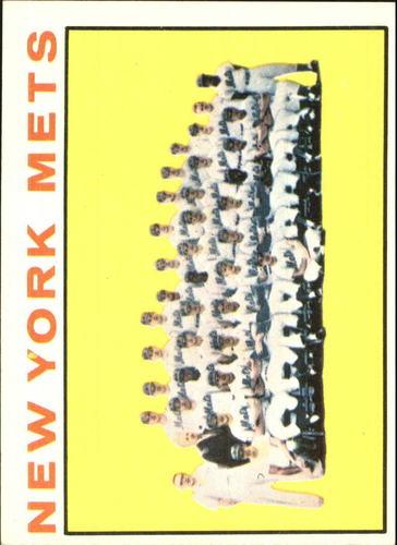 Photo of 1964 Topps #27 New York Mets TC
