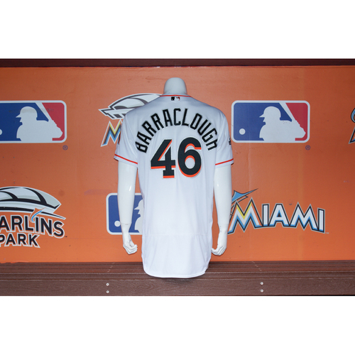 Photo of Kyle Barraclough Home Opener Jersey