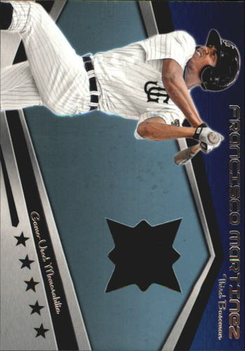 Photo of 2012 Topps Pro Debut Minor League Materials #FM Francisco Martinez