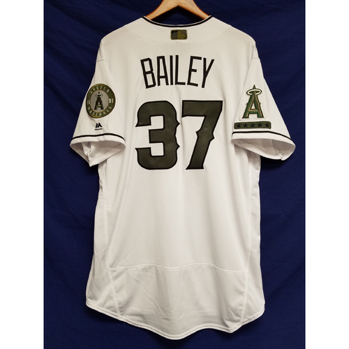 Photo of Andrew Bailey 2017 Team-Issued Home Memorial Day Jersey