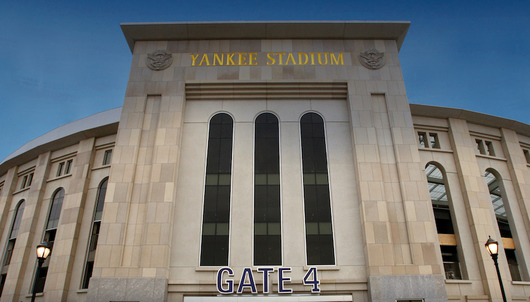 COLLEGE FOOTBALL PINSTRIPE BOWL AT YANKEE STADIUM - PACKAGE 1 OF 2