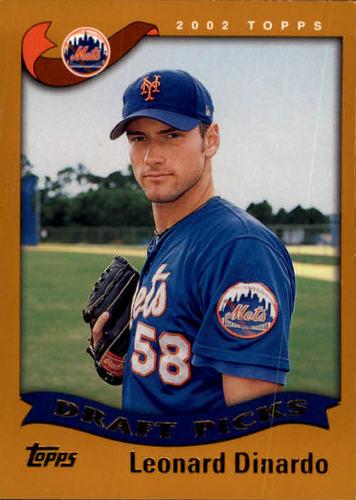 Photo of 2002 Topps #691 Len Dinardo DP RC