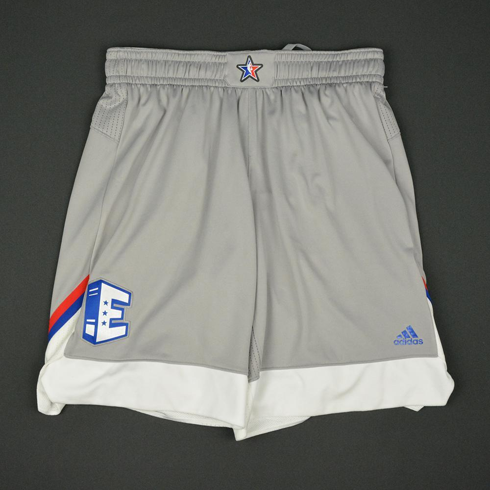 Giannis Antetokounmpo - 2017 NBA All-Star Game - Eastern Conference - Game-Worn Shorts - 1st Half Only