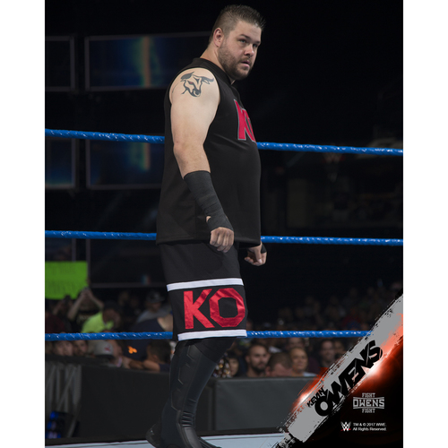 Kevin Owens PERSONALIZED 8x10 Photograph