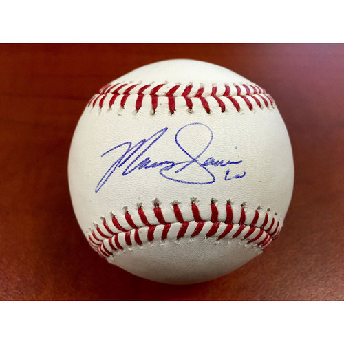 Photo of Marcus Semien Autographed Baseball