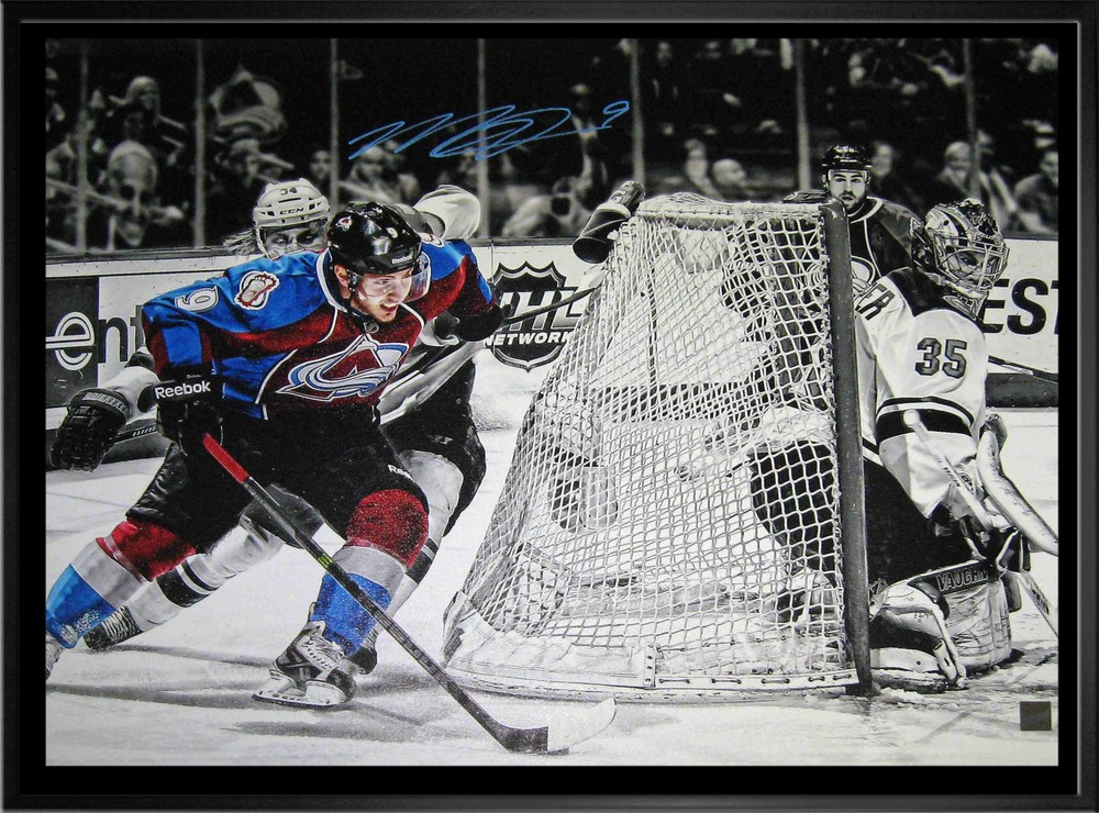 Matt Duchene - Signed & Framed 20x29