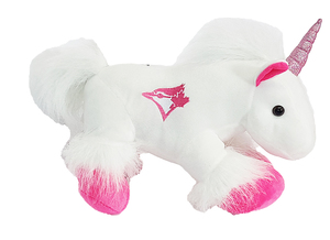 Toronto Blue Jays Plush Unicorn by KDI Group