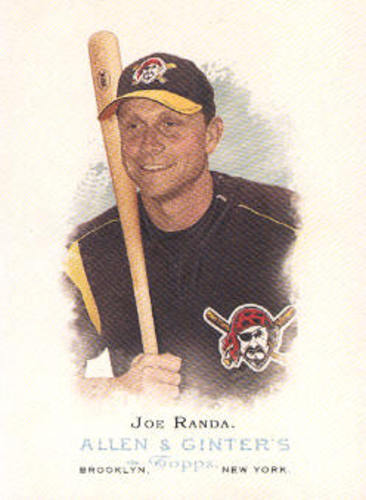 Photo of 2006 Topps Allen and Ginter #206 Joe Randa