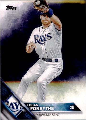 Photo of 2016 Topps #216 Logan Forsythe