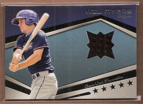 Photo of 2012 Topps Pro Debut Minor League Materials #WM Wil Myers