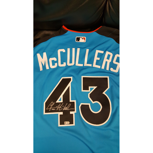 Photo of Lance McCullers Jr. 2017 Major League Baseball Workout Day/Home Run Derby Autographed Jersey
