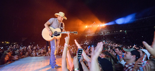 JASON ALDEAN VIP CONCERT EXPERIENCE IN ATLANTA + PHOTO - PACKAGE 1 of 3