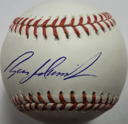 Photo of Ryan Ludwick Autographed Baseball