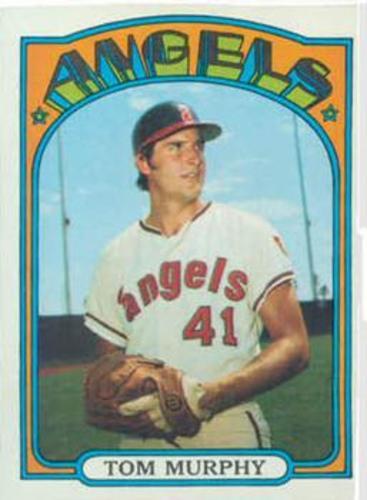 Photo of 1972 Topps #354 Tom Murphy