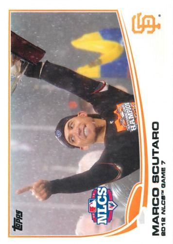 Photo of 2013 Topps #69 Marco Scutaro