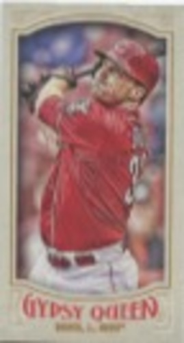 Photo of 2016 Topps Gypsy Queen Mini #169 Jay Bruce