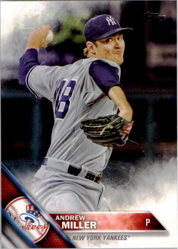 Photo of 2016 Topps #218 Andrew Miller