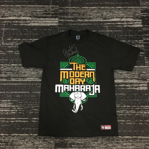 Photo of Jinder Mahal SIGNED T-Shirt