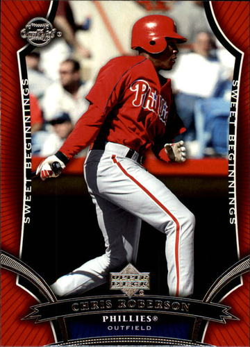 Photo of 2005 Sweet Spot #102 Chris Roberson SB RC