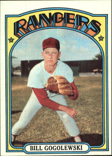 Photo of 1972 Topps #424 Bill Gogolewski