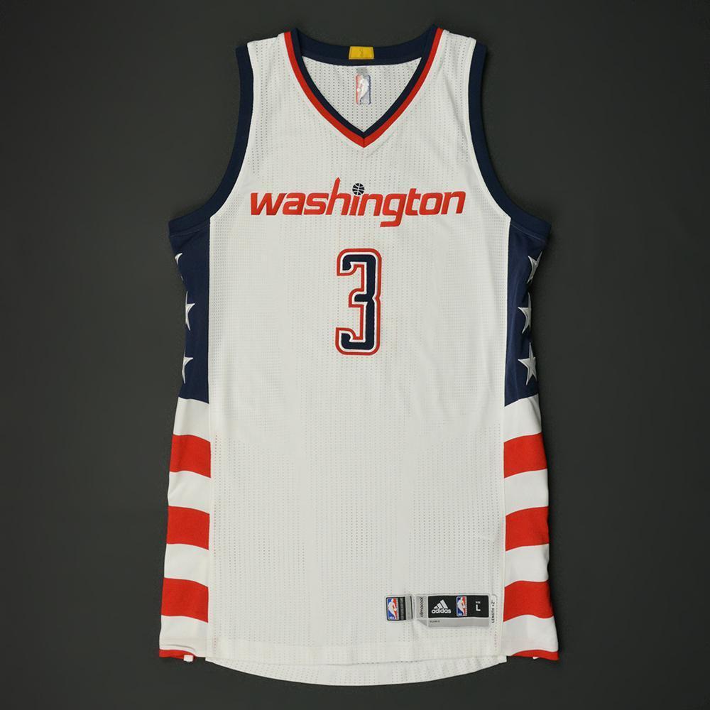 washington wizards alternate uniform