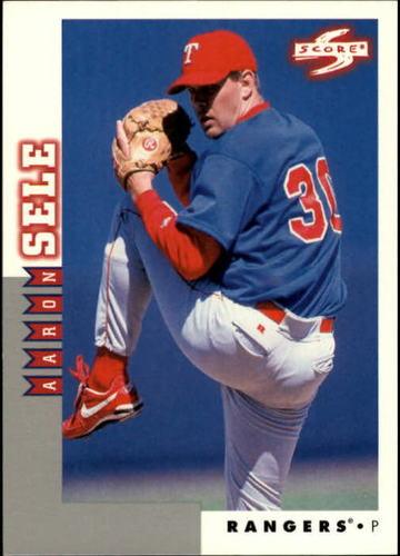 Photo of 1998 Score Rookie Traded #211 Aaron Sele